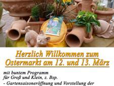Newsletter-Ostermarkt