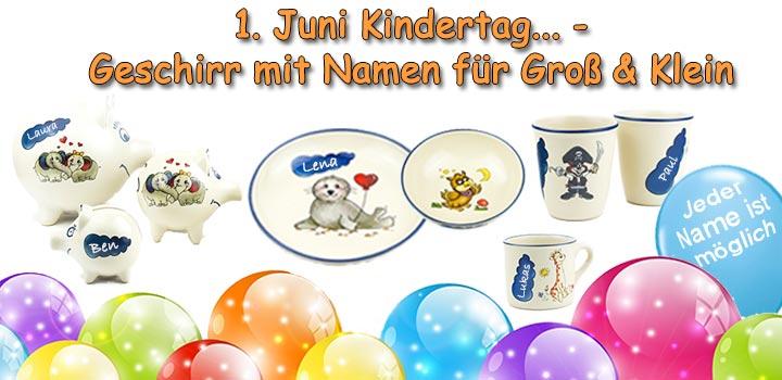 personalisierbare Geschenke zum Kindertag