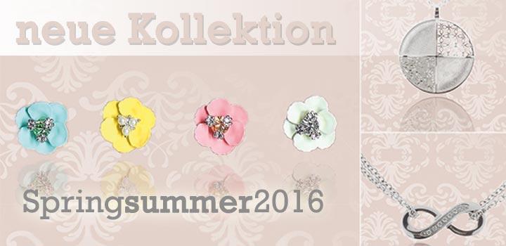 Schmuck-Kollektion Frühjahr/Sommer 2016