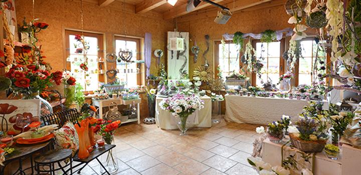 01 Floristik Anbau Eingang