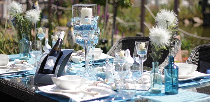 Wohnen & Dekorieren Tischdeko