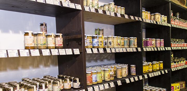 Gourmetabteilung Altenburger Senf