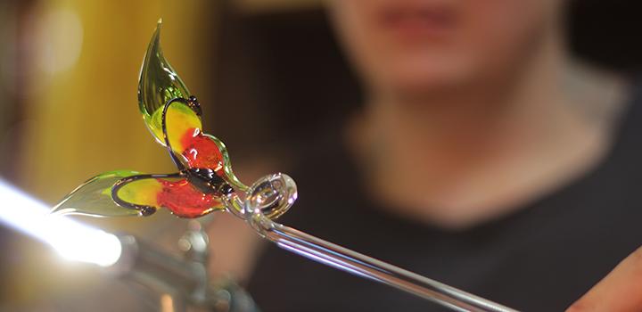 Glasdesigner Bild