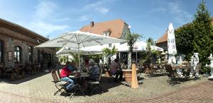 Bauernschaenke Biergarten