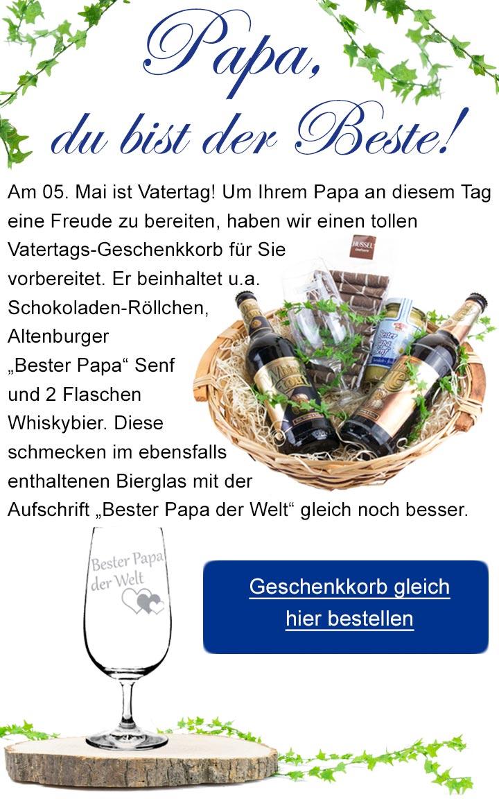 Newsletter-Vatertag-Onlineshop