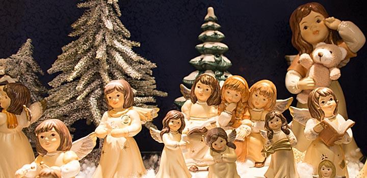 weihnachtsetage