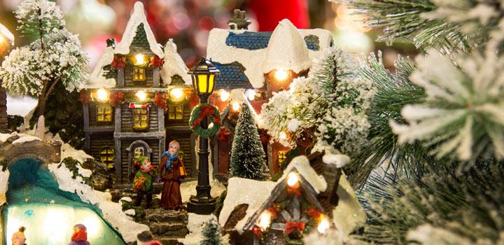 Eröffnung der Weihnachtsetage