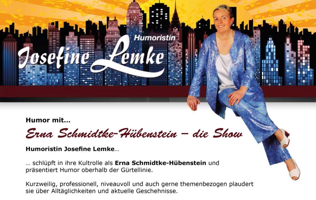 Frank Peters und Josefine Lemke verzaubern Sie mit Musik und humoristischen Einlagen an einem gelungenen Nachmittag